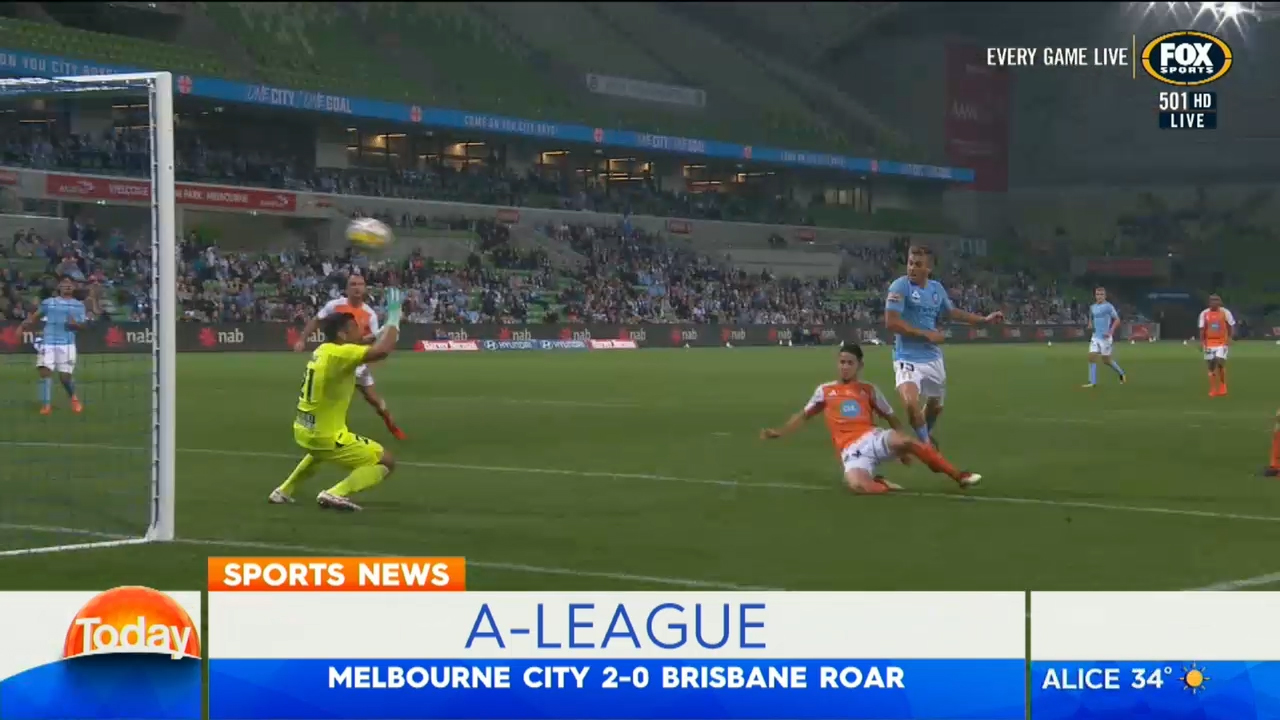 TODAY: City through in A-League finals