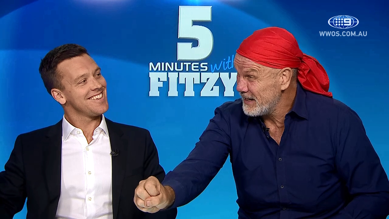 5 Minutes with Fitzy: Anzac Day