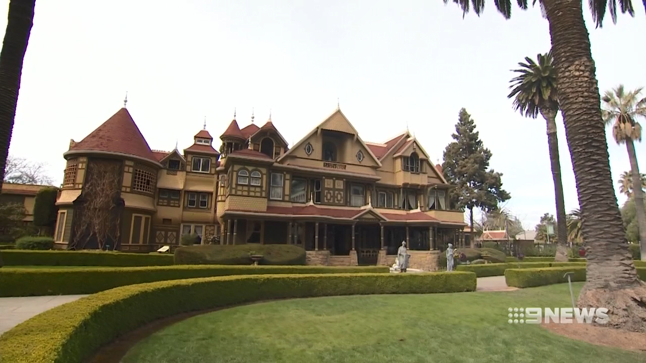 The dark history of one of Califorinia's biggest homes