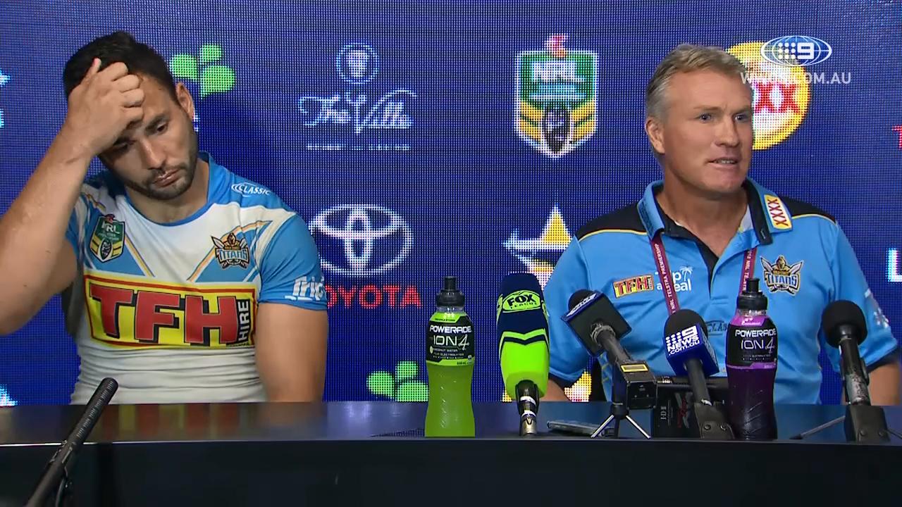 NRL Press Conference: Gold Coast Titans - Round 7