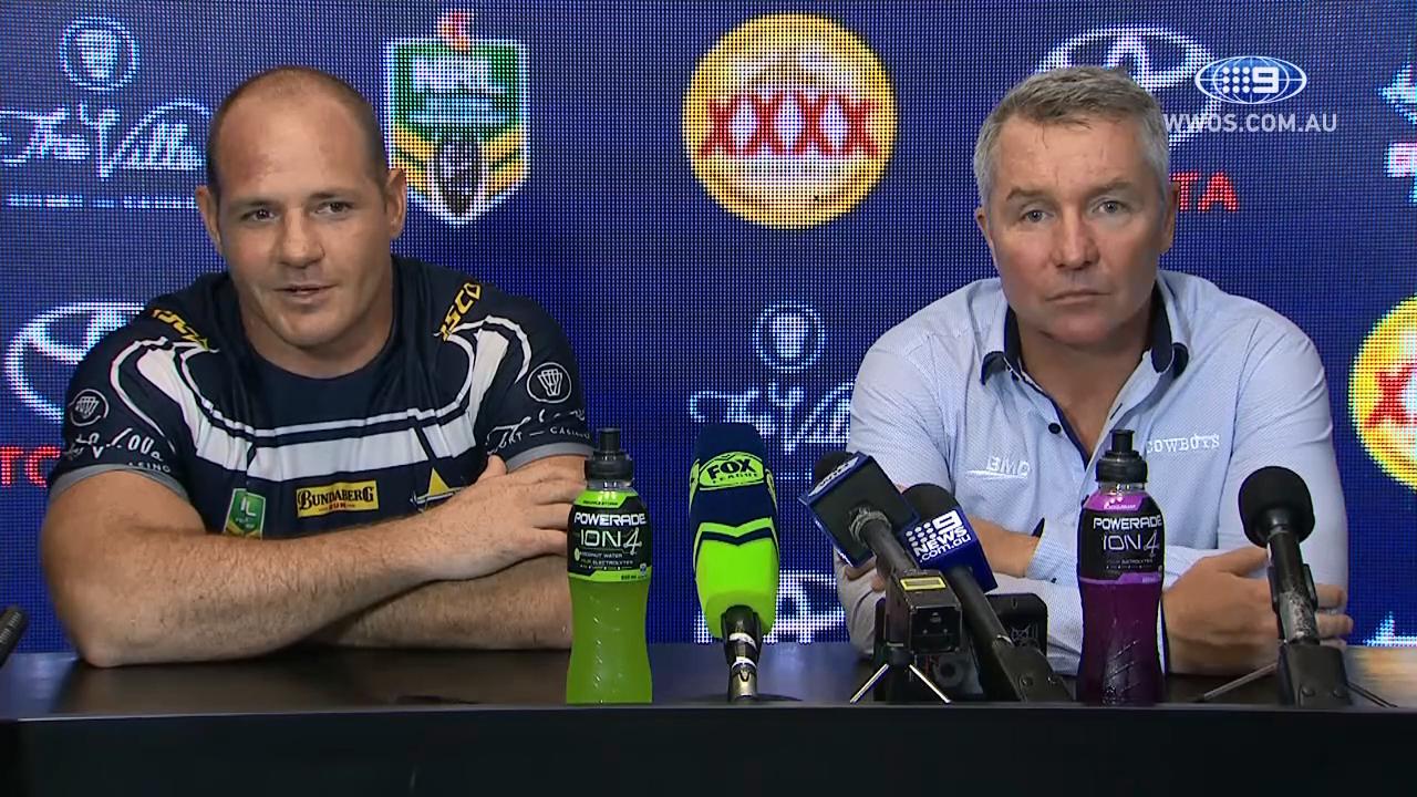NRL Press Conference: North Queensland Cowboys - Round 7