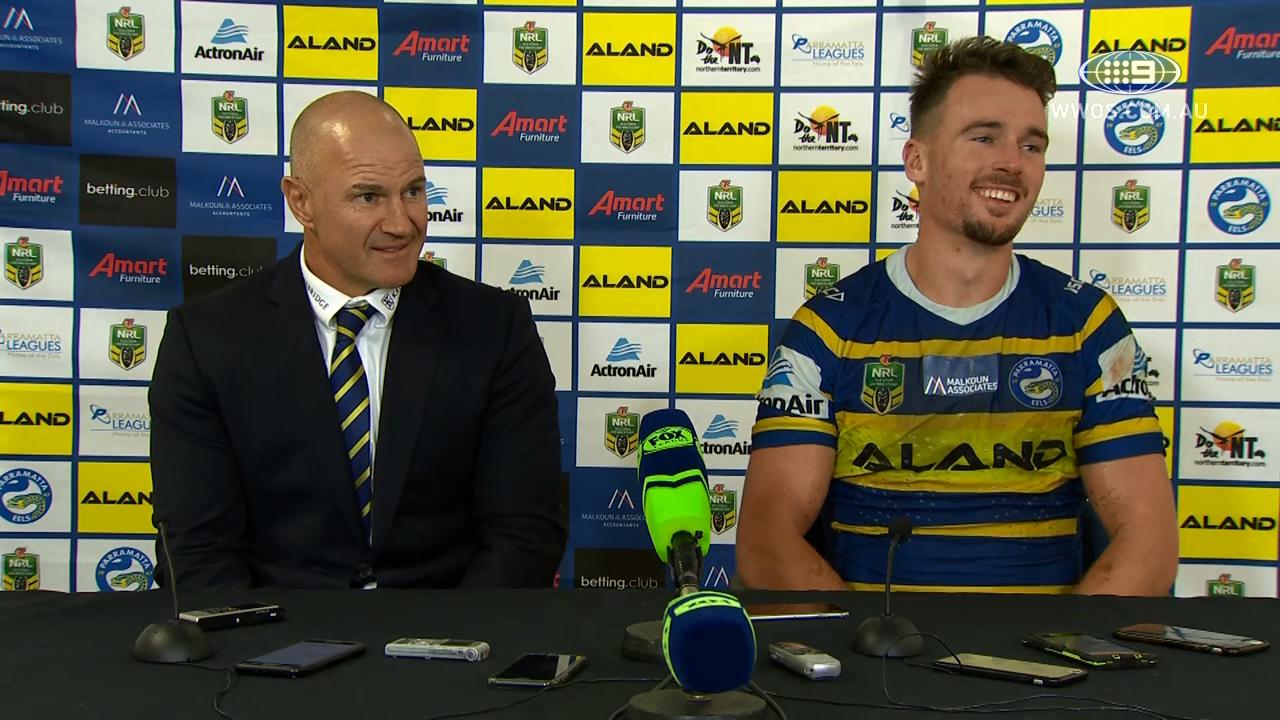 NRL Press Conference: Parramatta Eels – Round 7