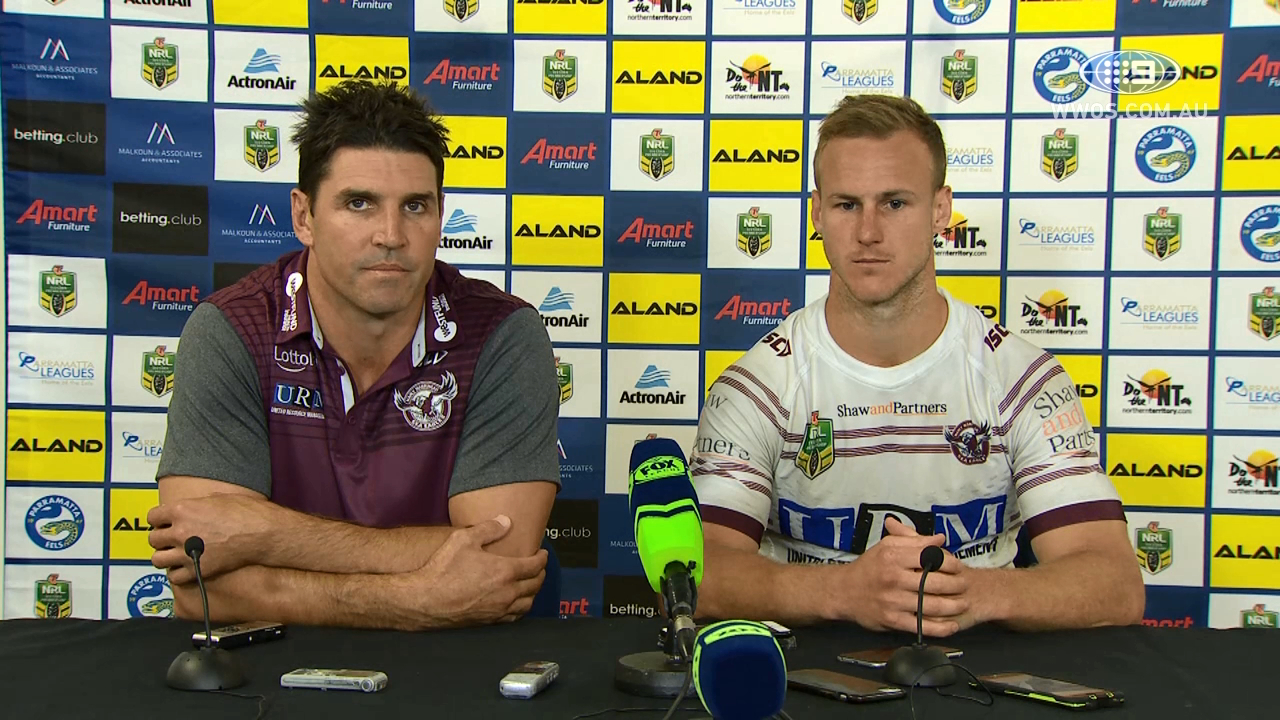 NRL Press Conference: Manly Sea Eagles – Round 7