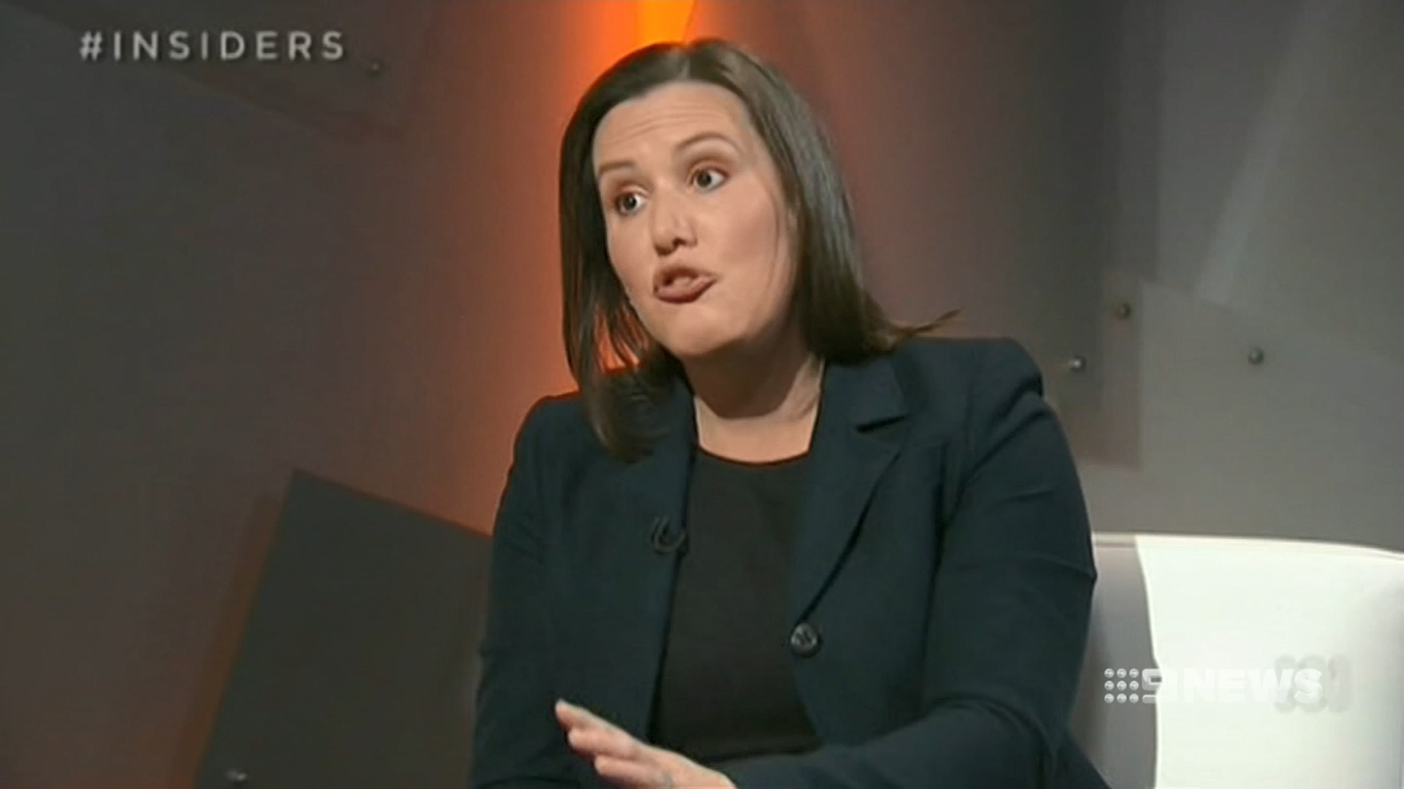 Kelly O'Dwyer refuses to admit blocking banking royal commission was a mistake