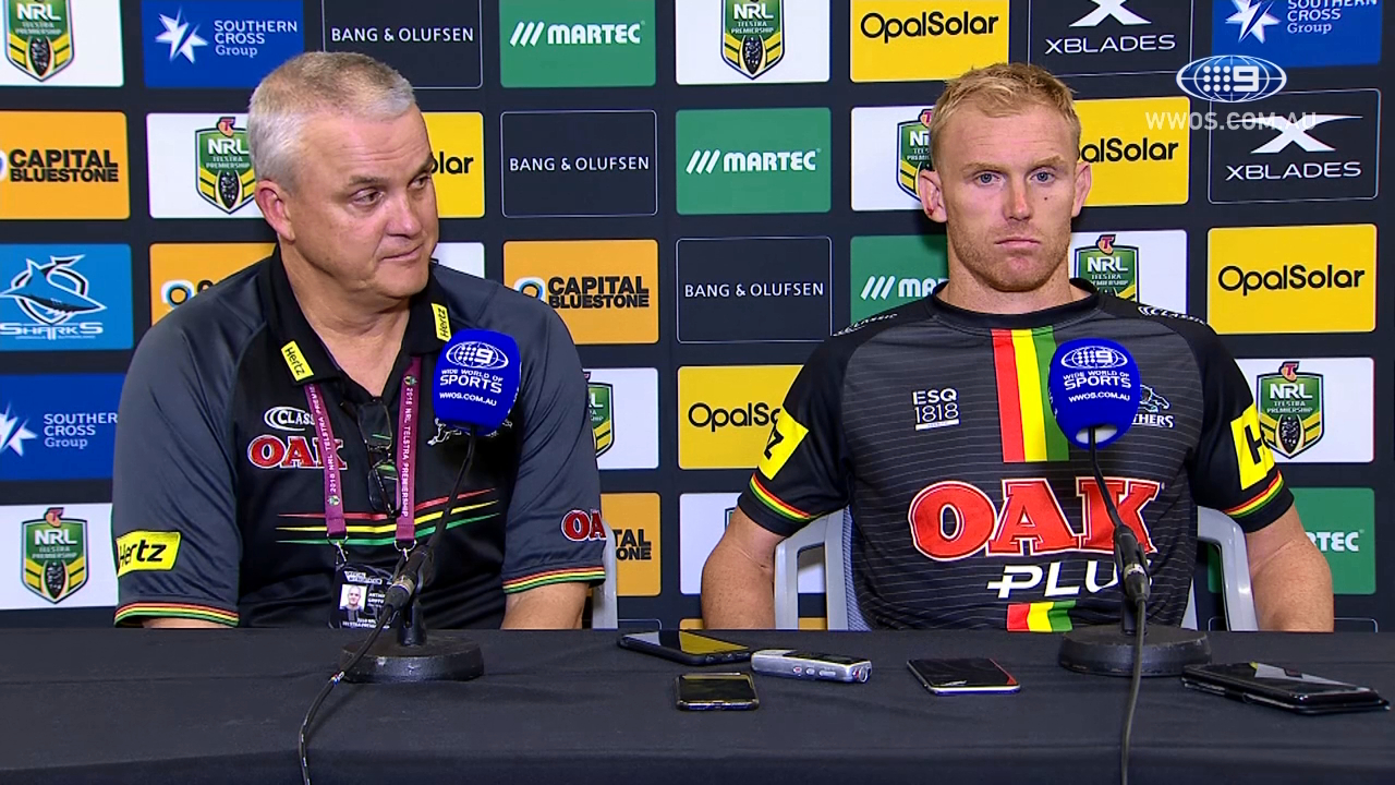 NRL Press Conference: Penrith Panthers – Round 7