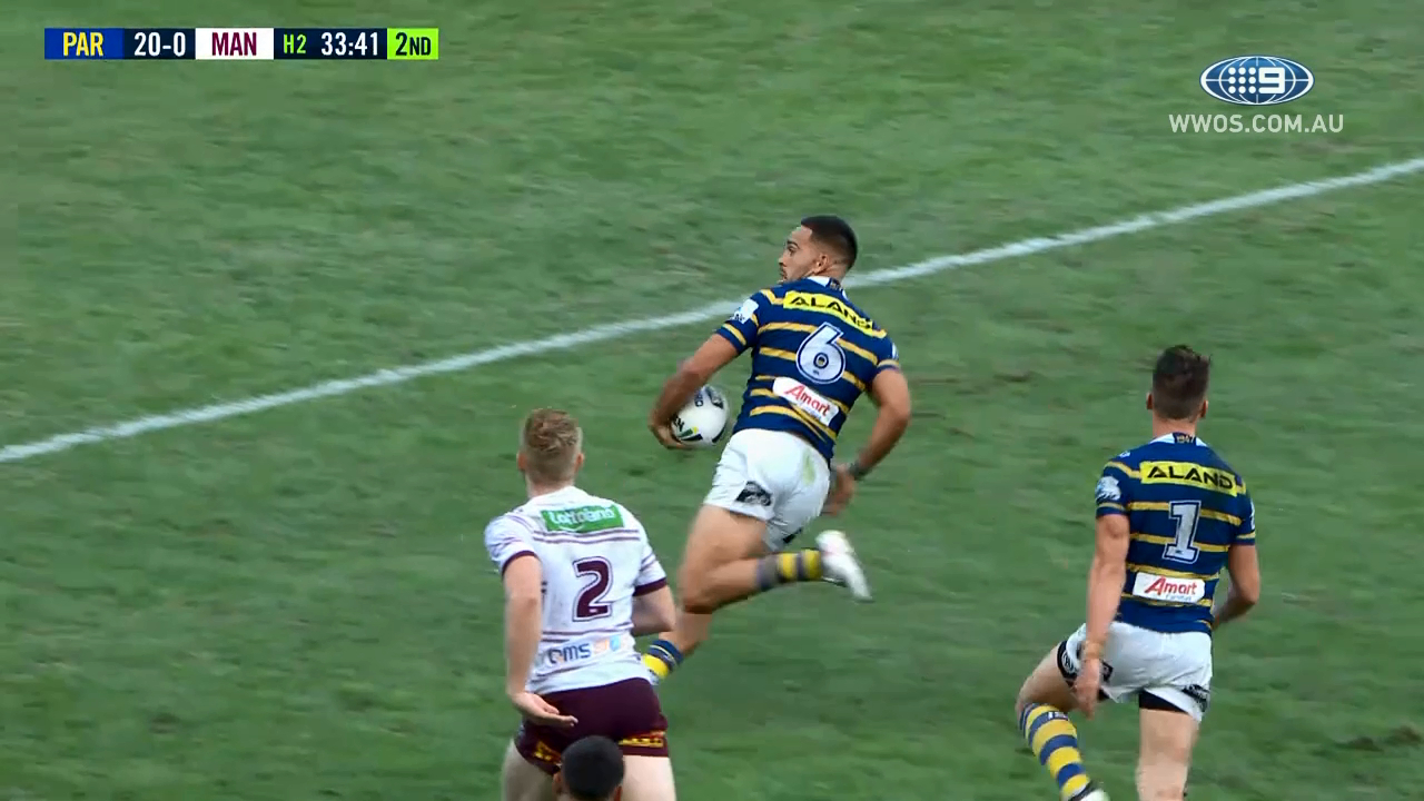 Every Try, Every Round: Round 7