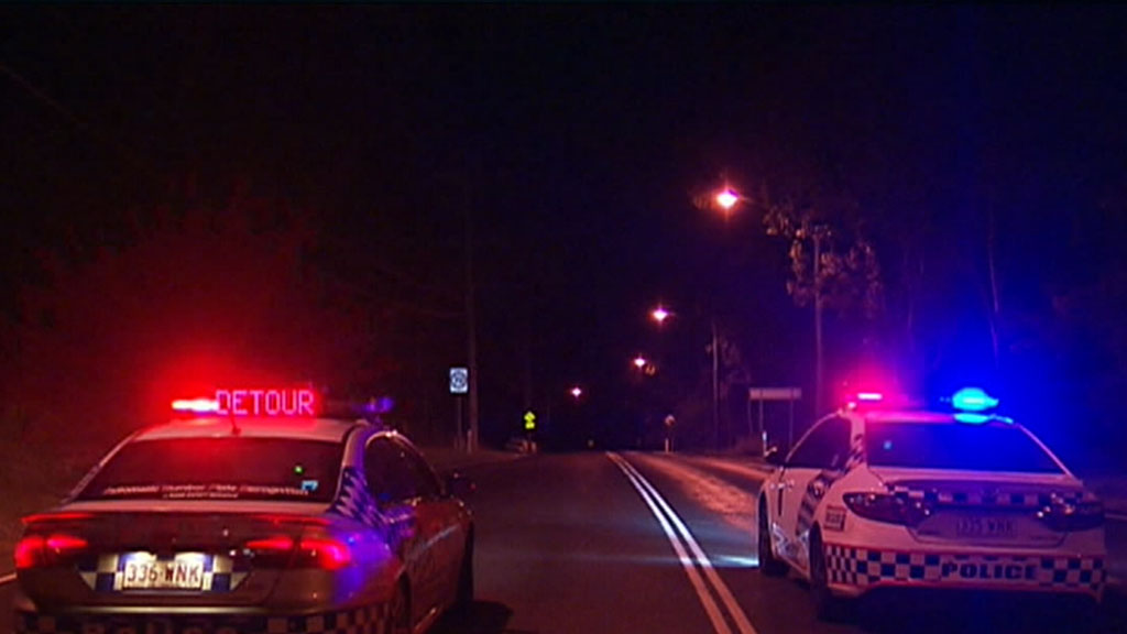 Man dies in crash after police chase in Swanbank