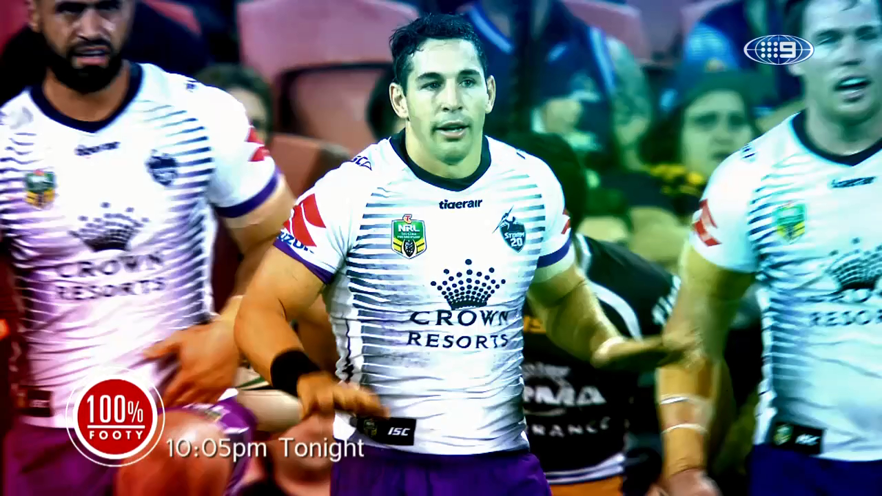 Billy Slater try - the debate continues
