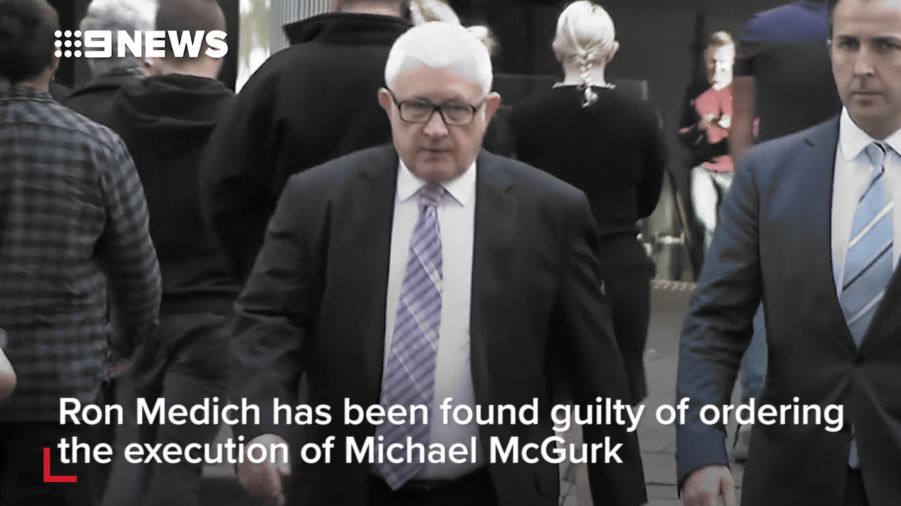 Medich guilty of murdering McGurk