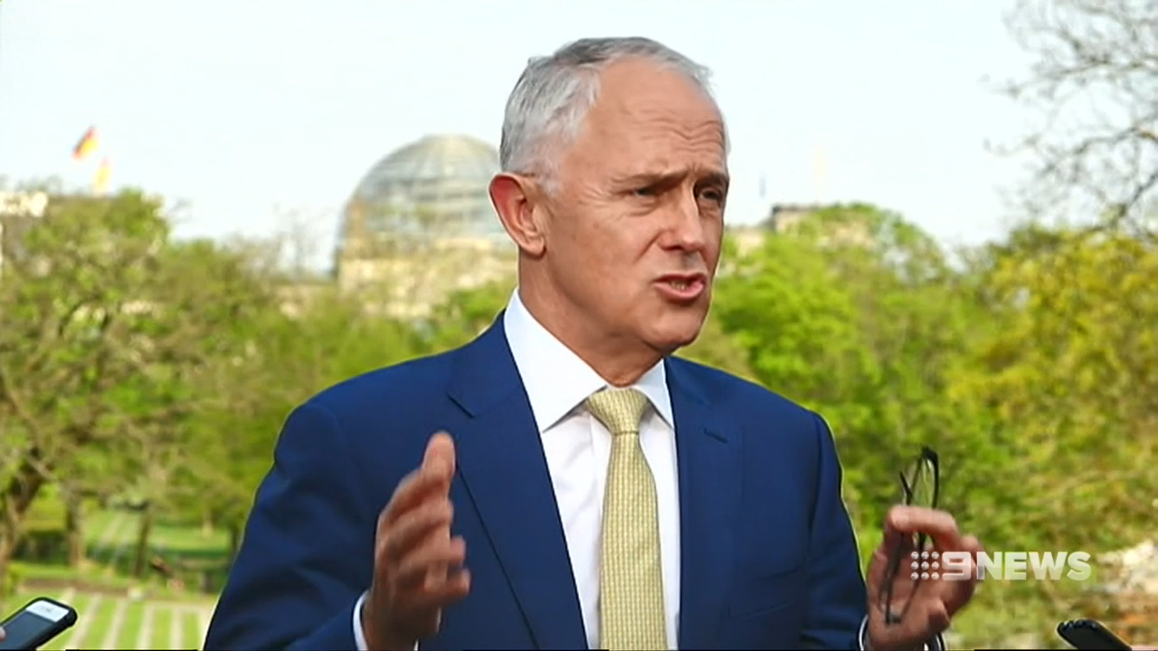 PM admits royal commission delay was a 'political mistake'