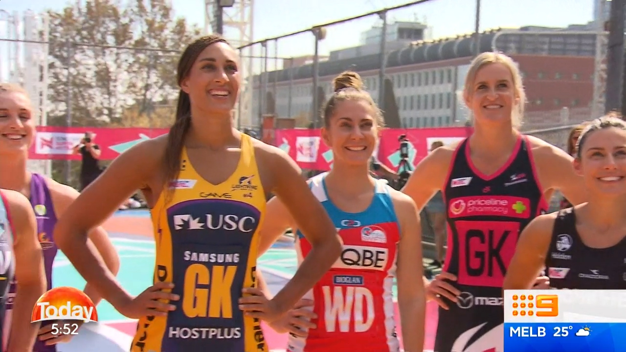 Players in favour of Super Netball changes