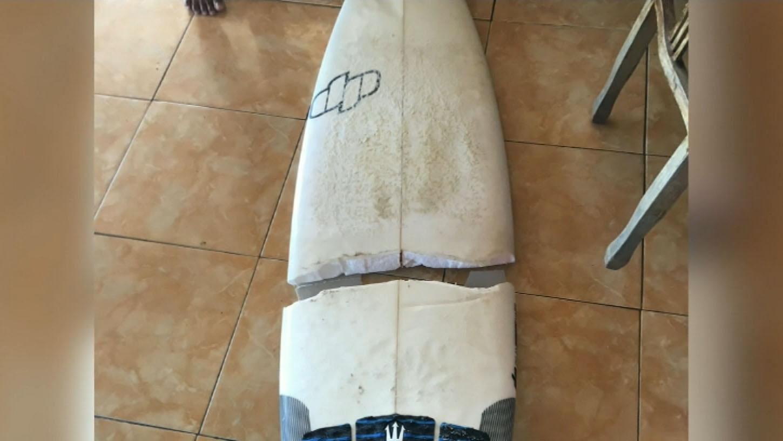 Aussie surfer missing in Bali