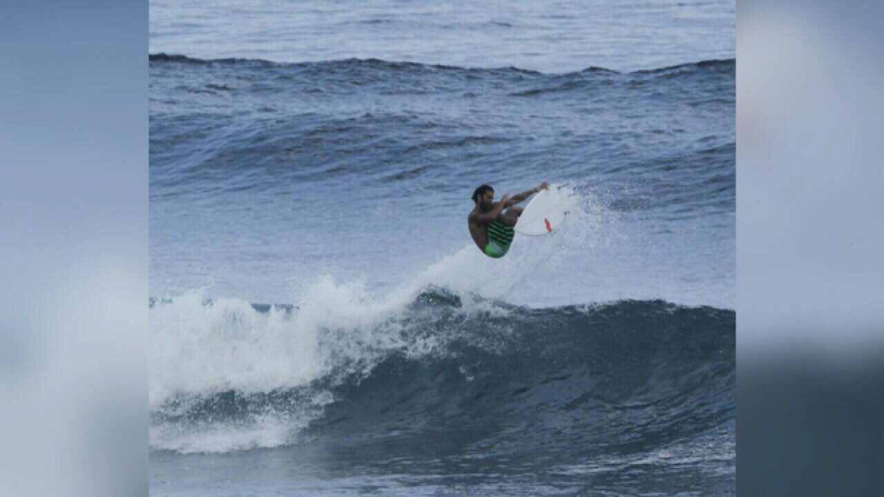 Body found in search for missing Aussie surfer in Bali