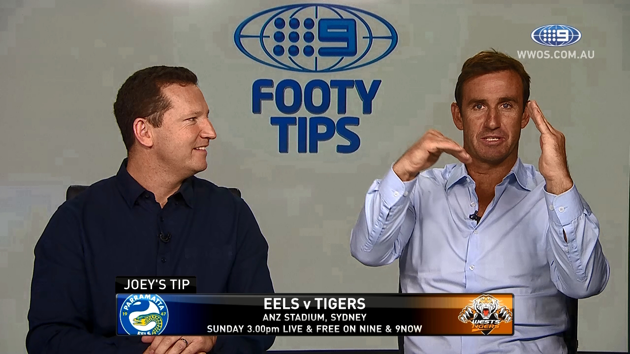 NRL Round 8 Footy Tips: Andrew Johns