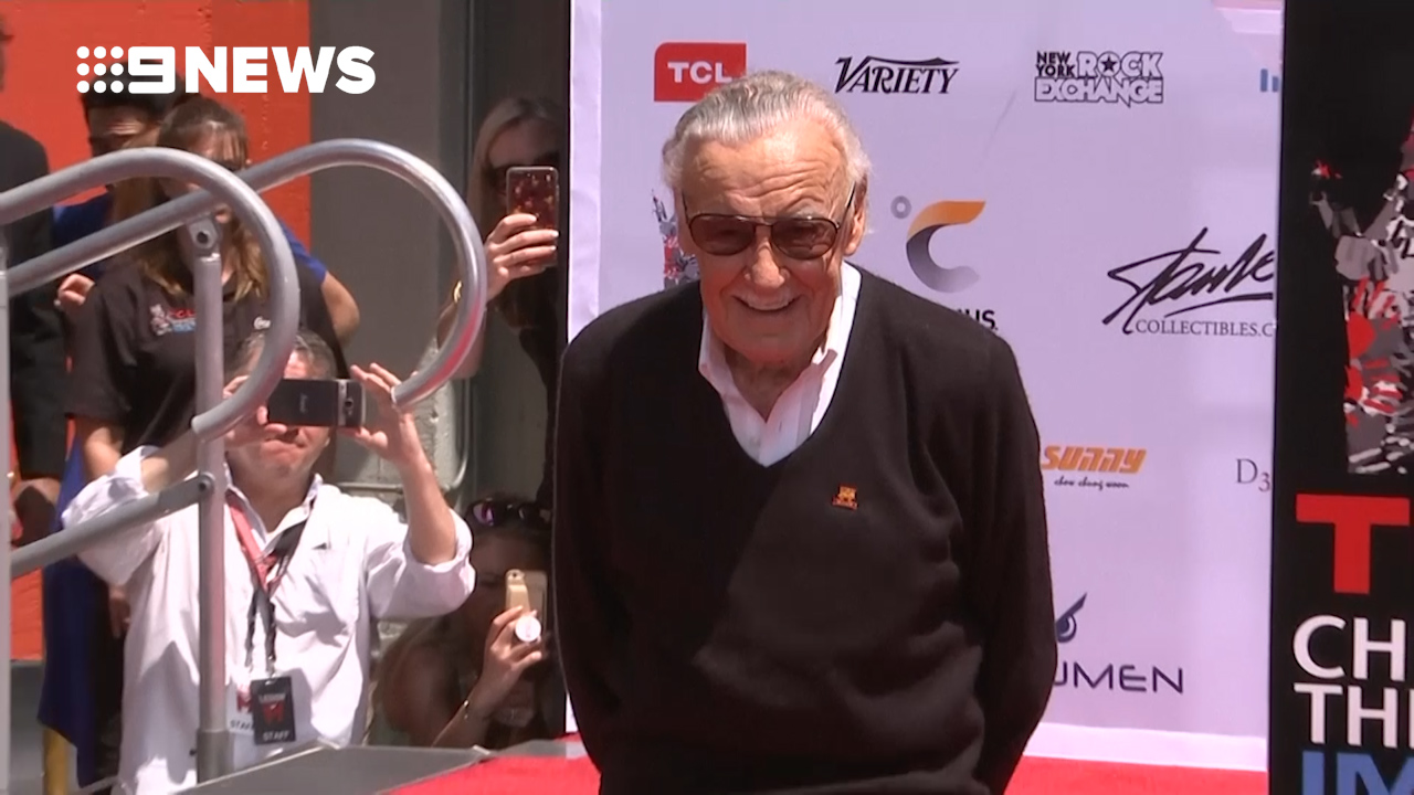 Marvel Comics genius Stan Lee accused of sexual misconduct