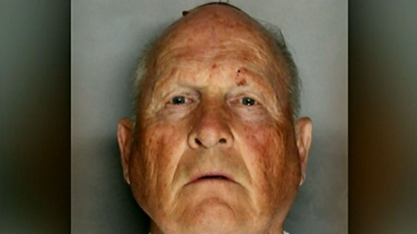 'Golden state killer' arrested after four decades on the run