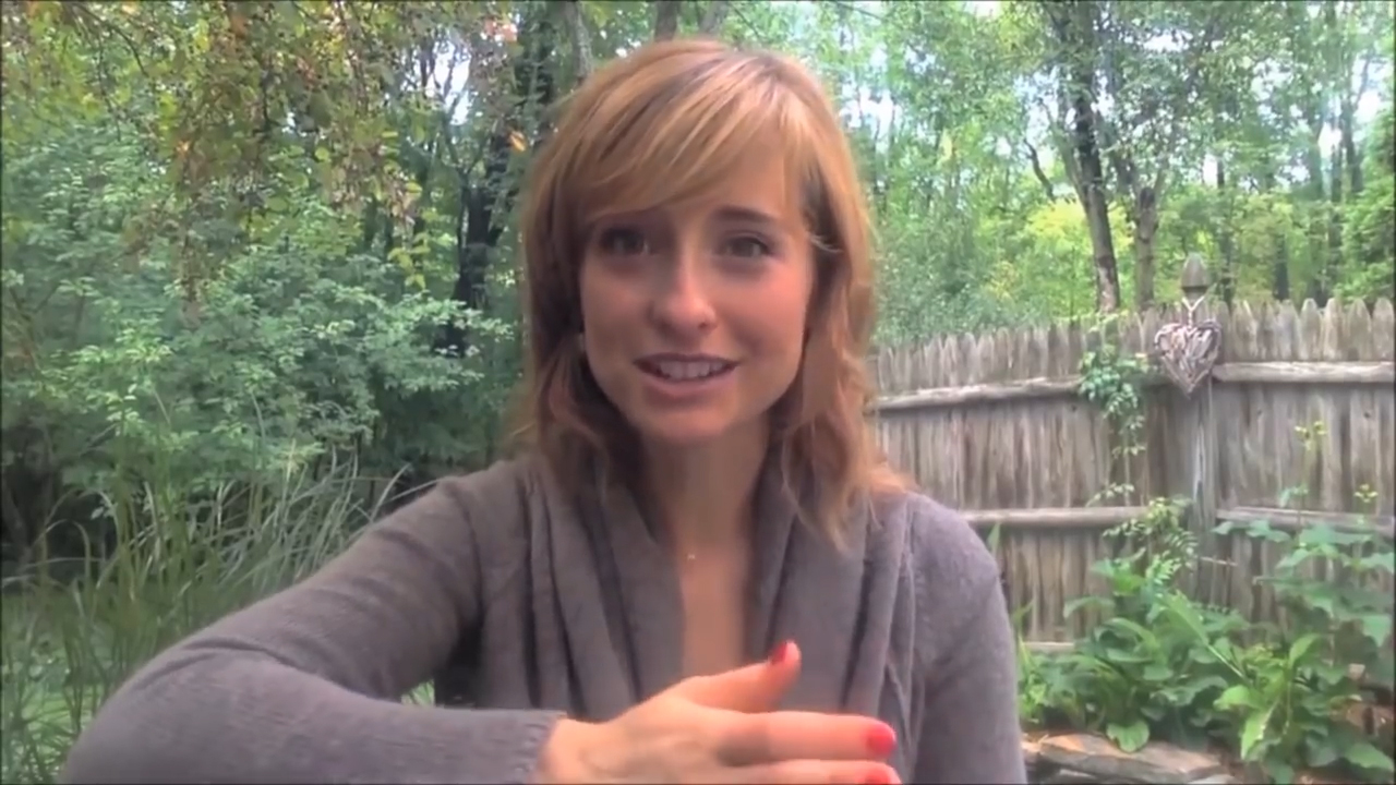 Allison Mack recruitment videos