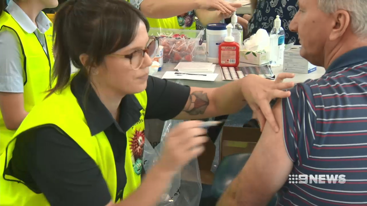 Doctors urge Queenslanders to get the flu shot
