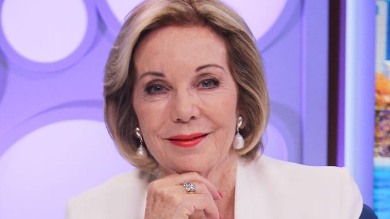 Ita Buttrose talks about Brussels-sprout gate