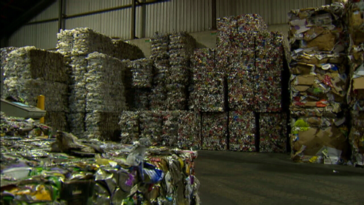Recycling crisis grips Australia
