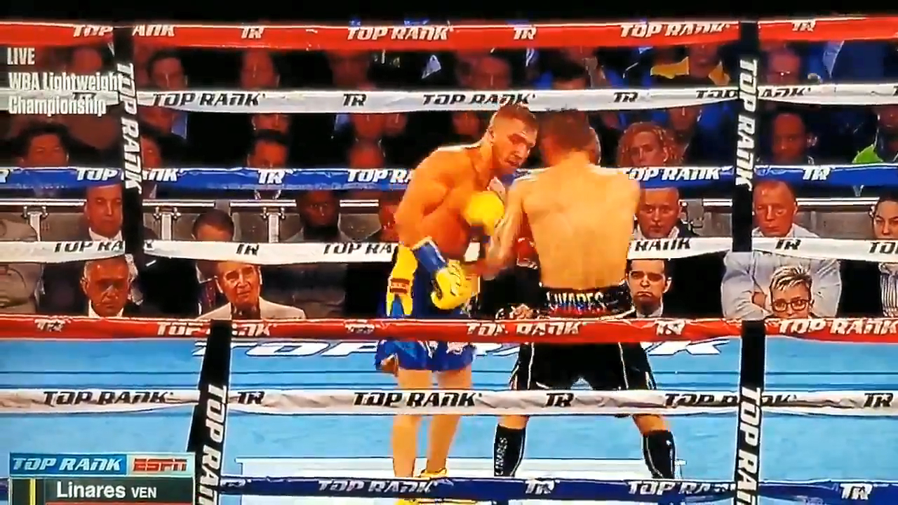 Lomachenko seals title with liver shot
