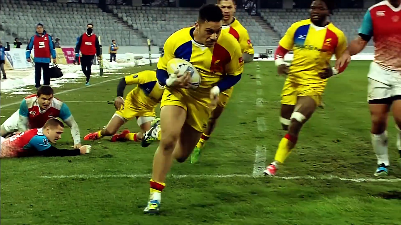 Romania keep rugby World Cup dream alive