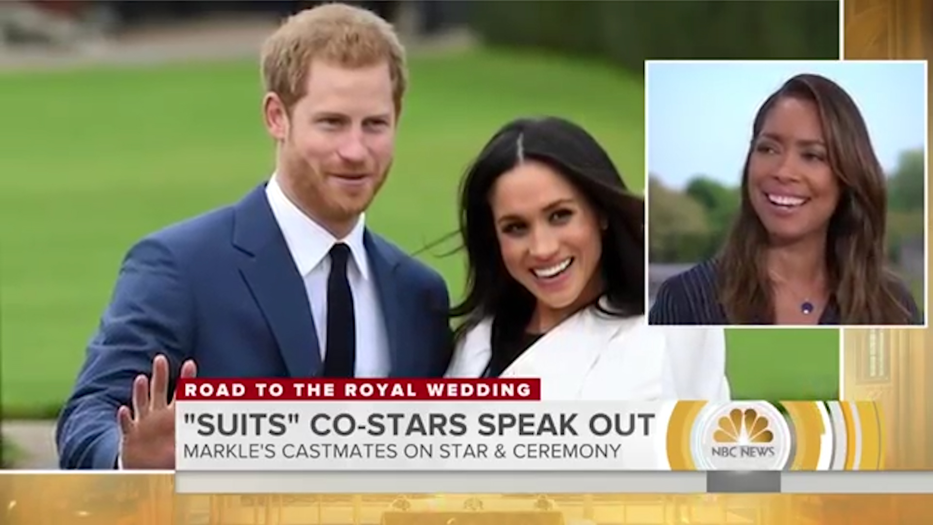 Meghan Markle's 'Suits' co-stars weigh in on Prince Harry