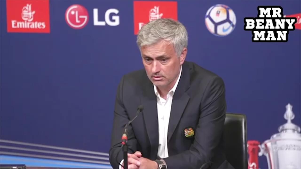 Mourinho's salty response to Chelsea win