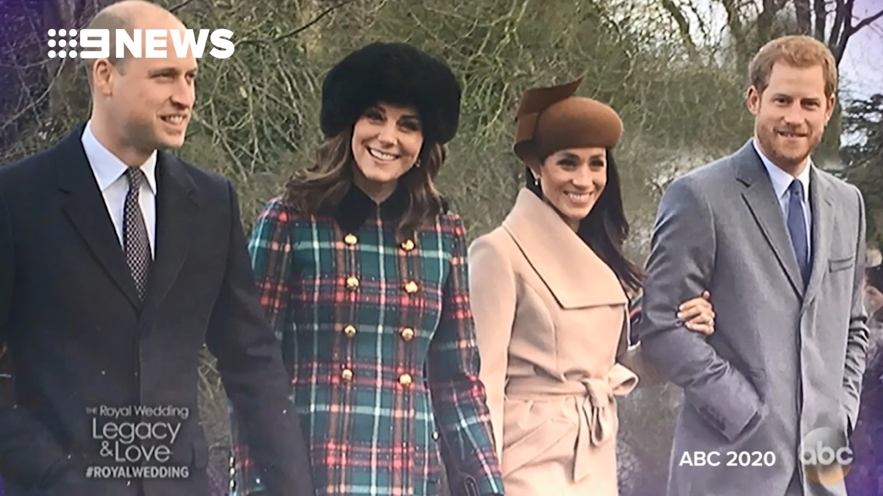 Royal 'fab four' evokes royal couples of the 1980s (Part 1)