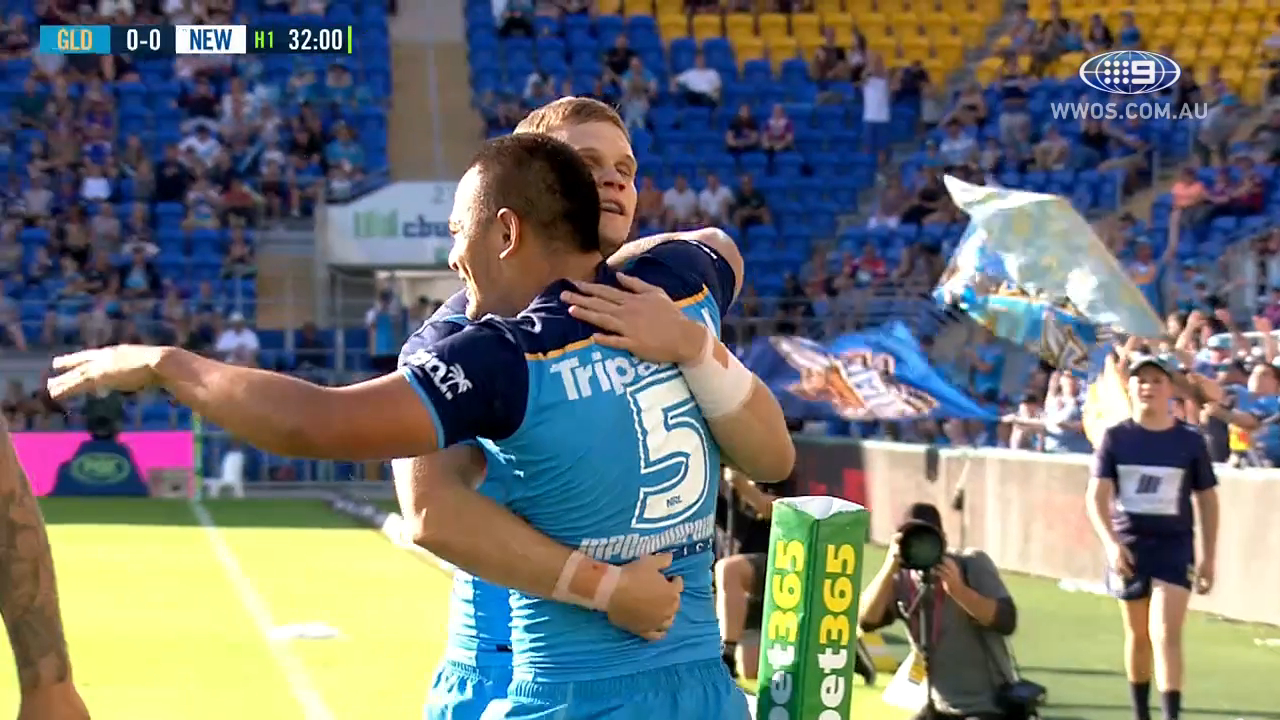 Every Try, Every Round: Round 11