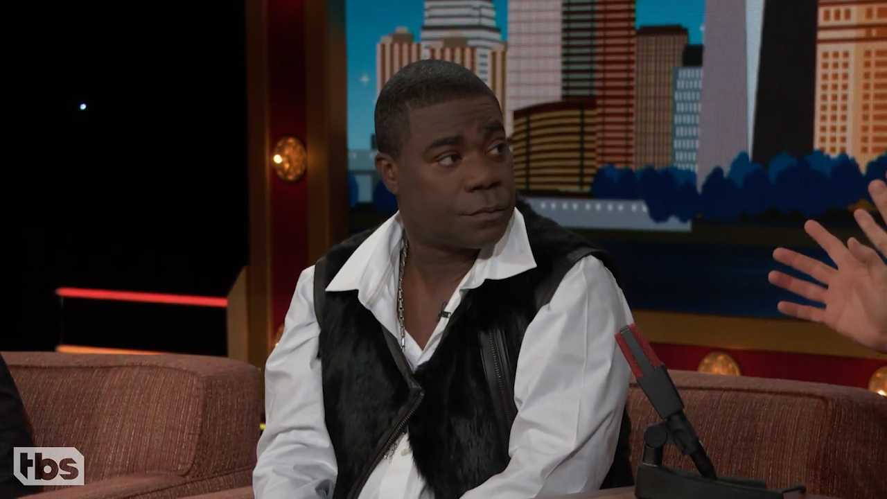 Tracy Morgan forgives Walmart driver who caused fatal car crash