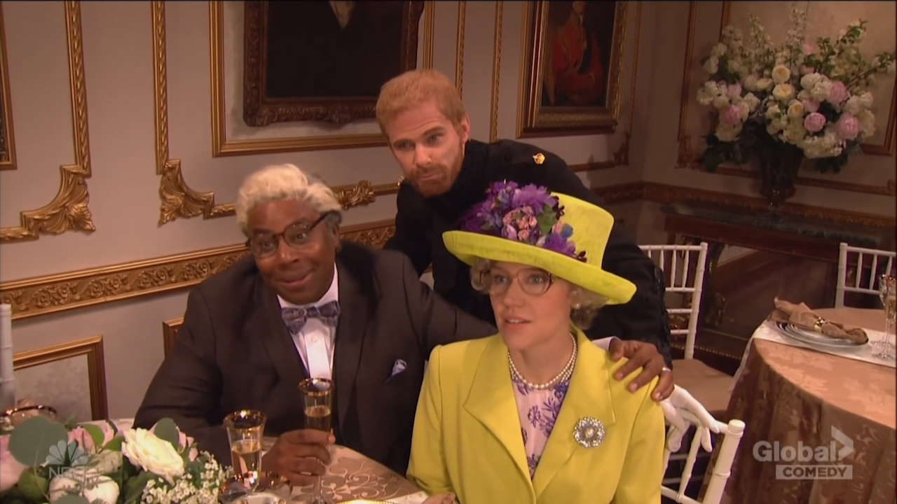 Saturday Night Live spoofs Royal Wedding