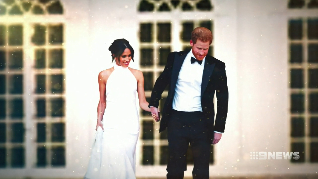 Details emerge from the Royal Wedding reception