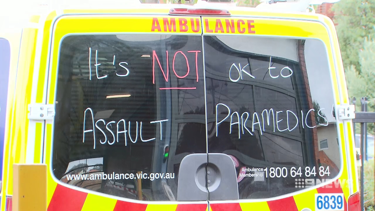 New laws to jail people who assault emergency workers