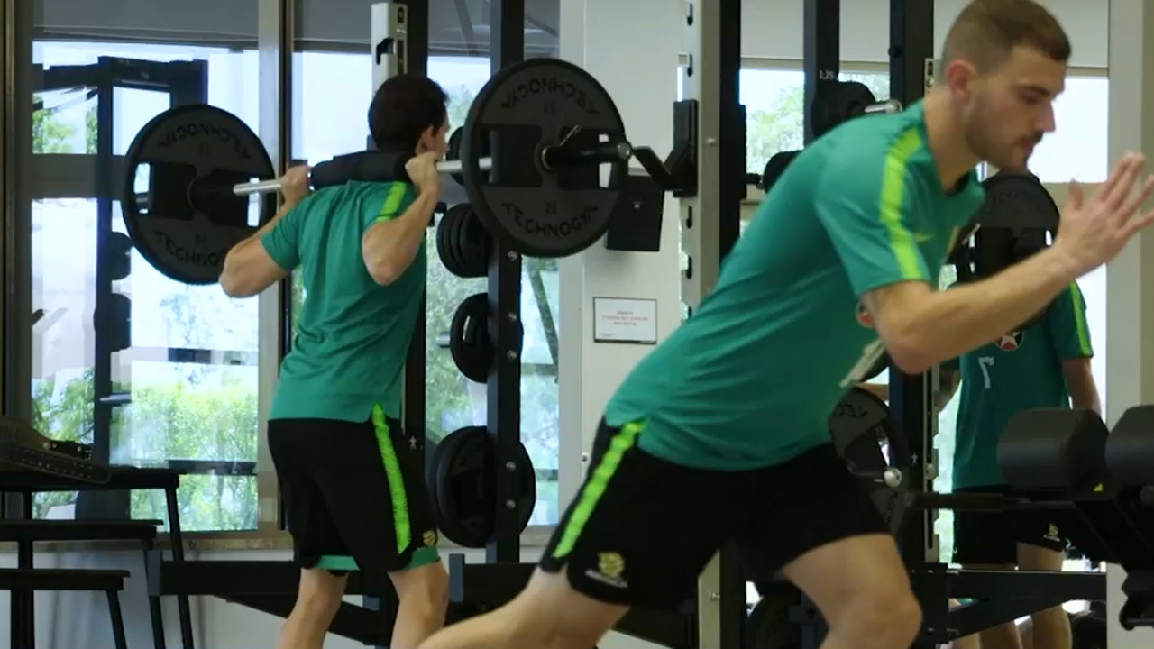Socceroos begin World Cup preparations at Turkish resort