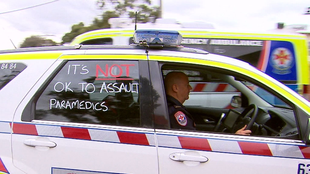 Victorian Premier gets tough on paramedic attackers