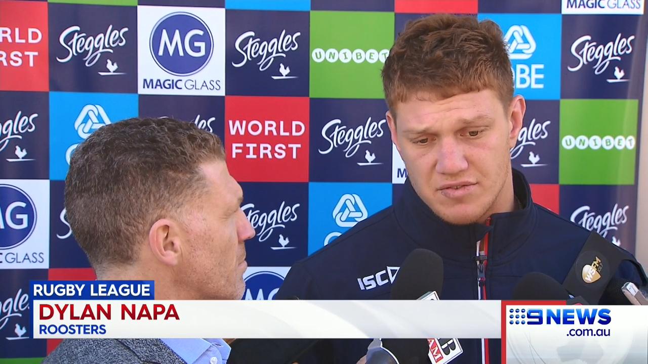 Napa responds to head-clash claims