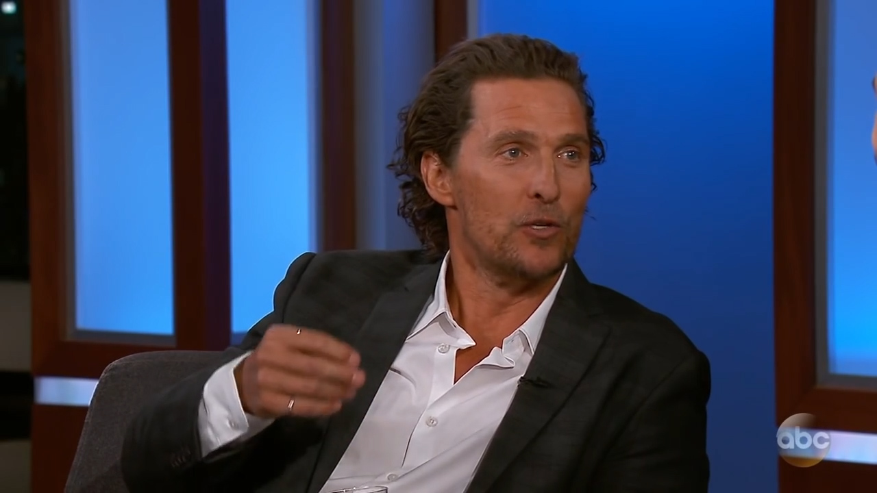 Snoop Dogg got Matthew McConaughey high
