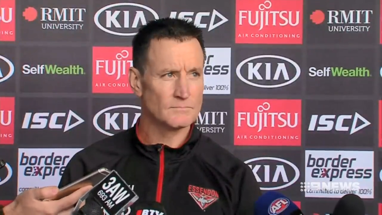 Worsfold still prickly with media