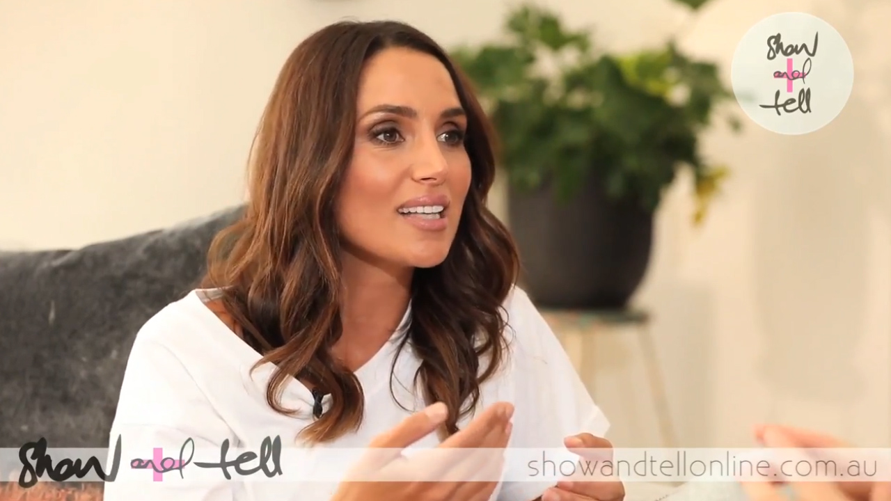 Snezana Markoski talks about meeting Sam Wood for the first time