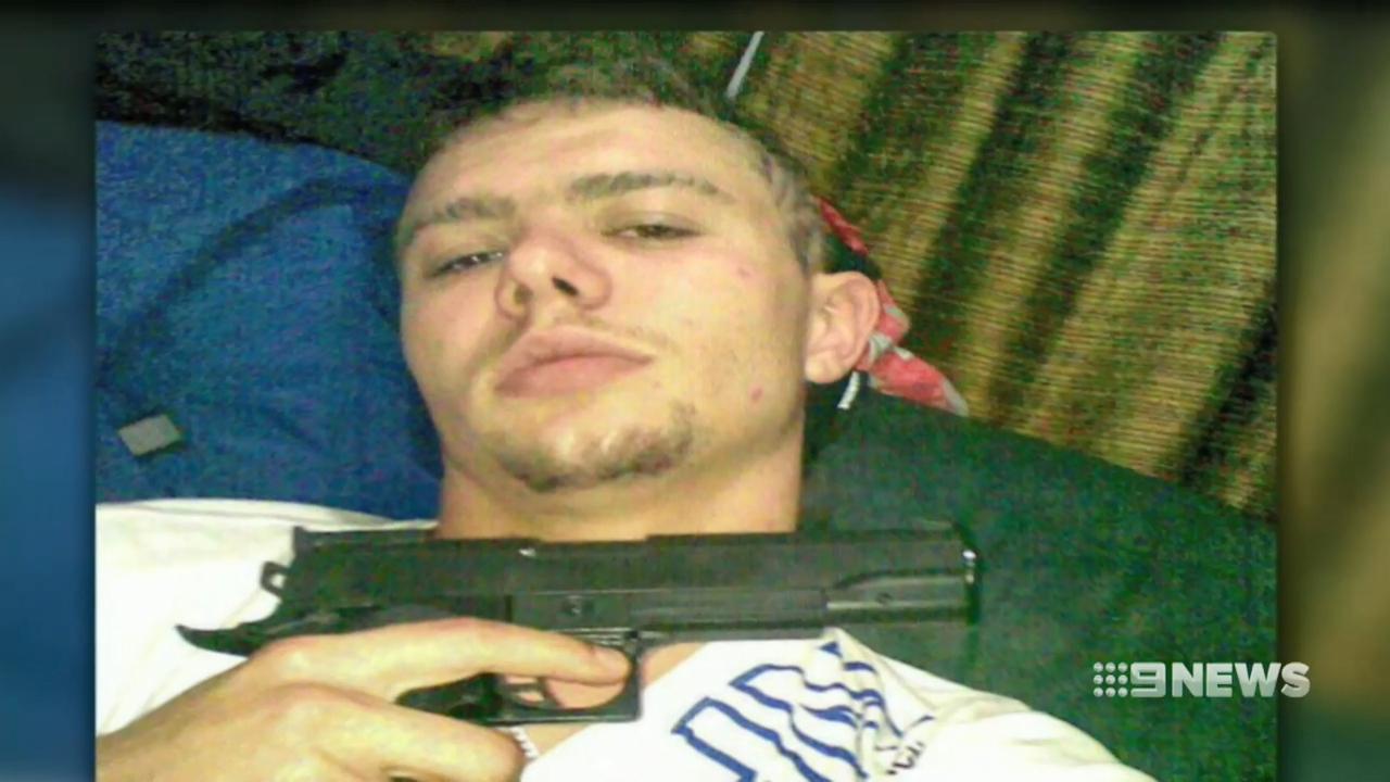 Drug-addicted gunman jailed over siege