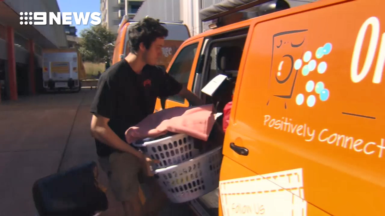 Homeless laundry services to launch in Darwin