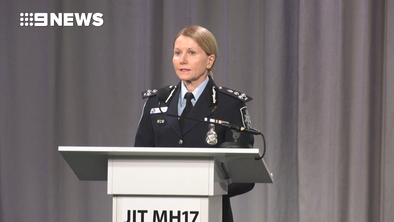 Investigators say Russian military missile downed Flight MH17