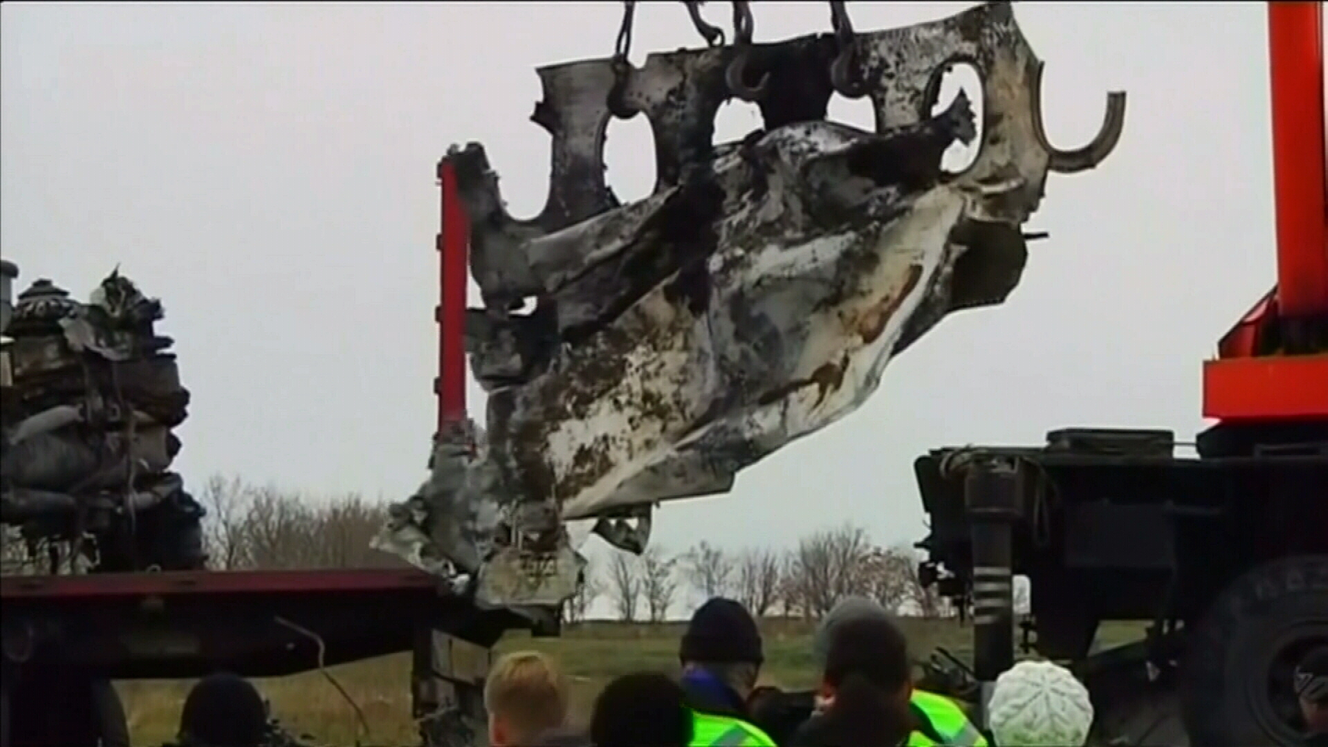 Report confirms Russian missile shot down MH17
