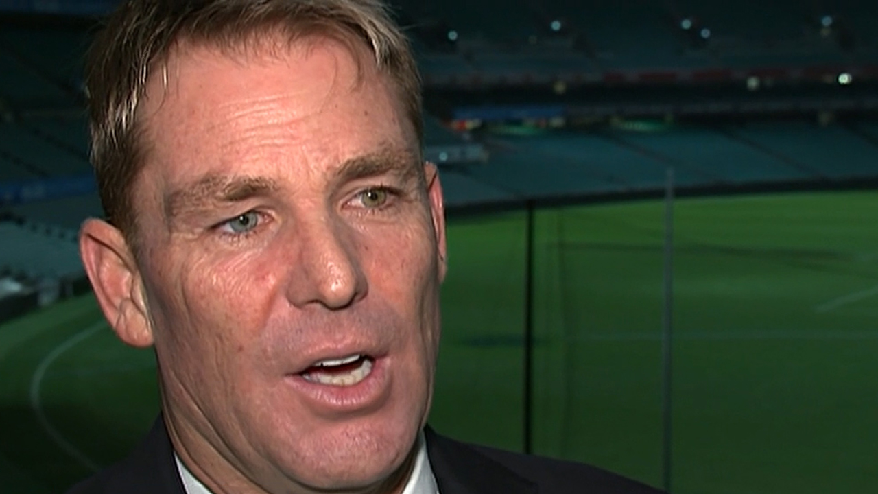 Warne reveals who should skipper Aussies