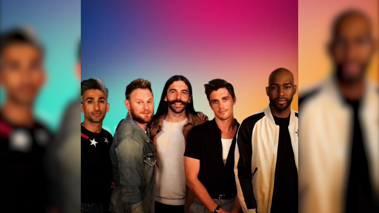 'Queer Eye' announce they're heading to Australia