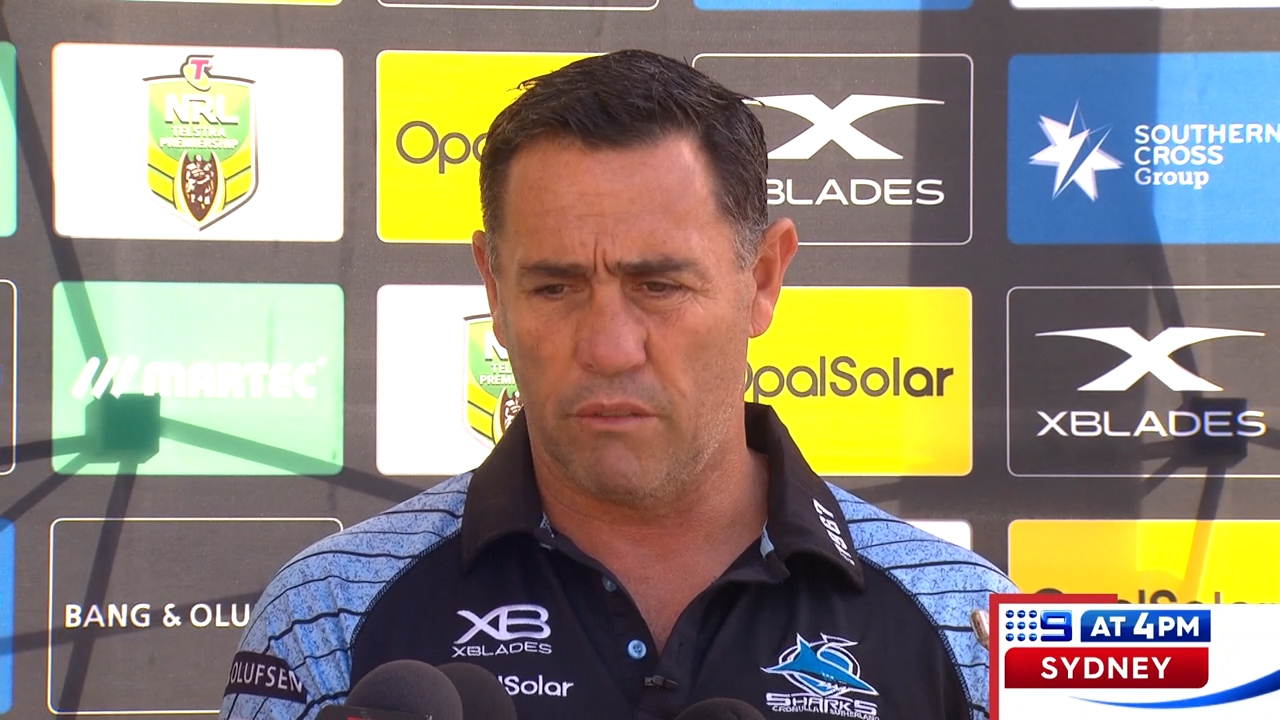 Sharks talk down Premiership hype