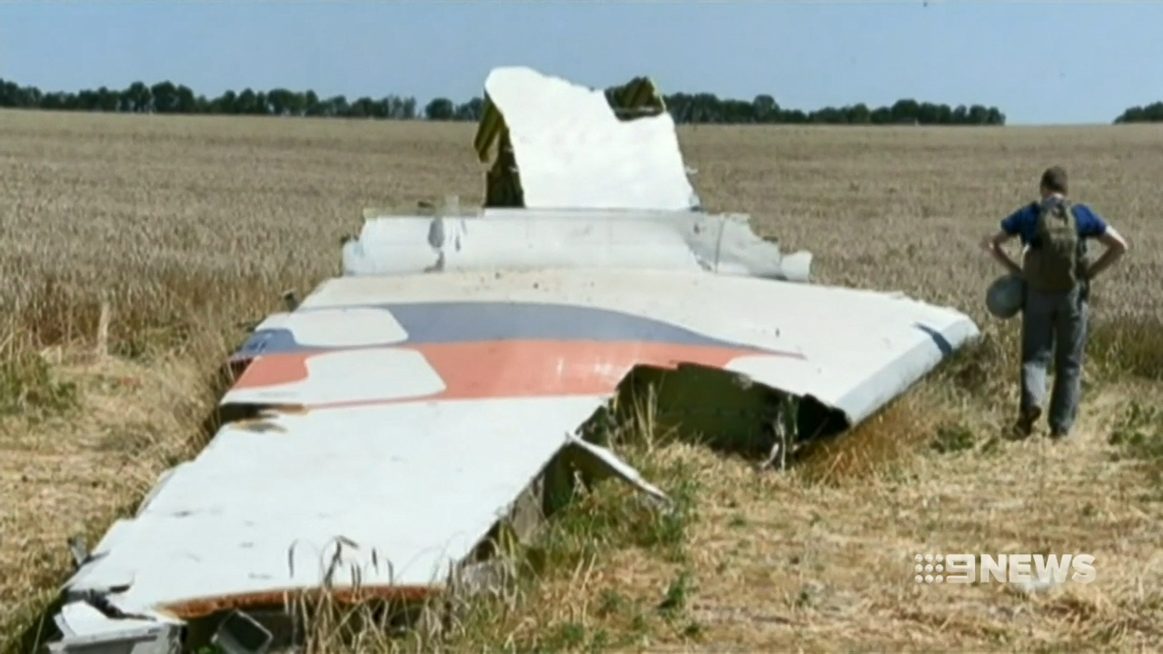 Australia demands response from Russia over MH17