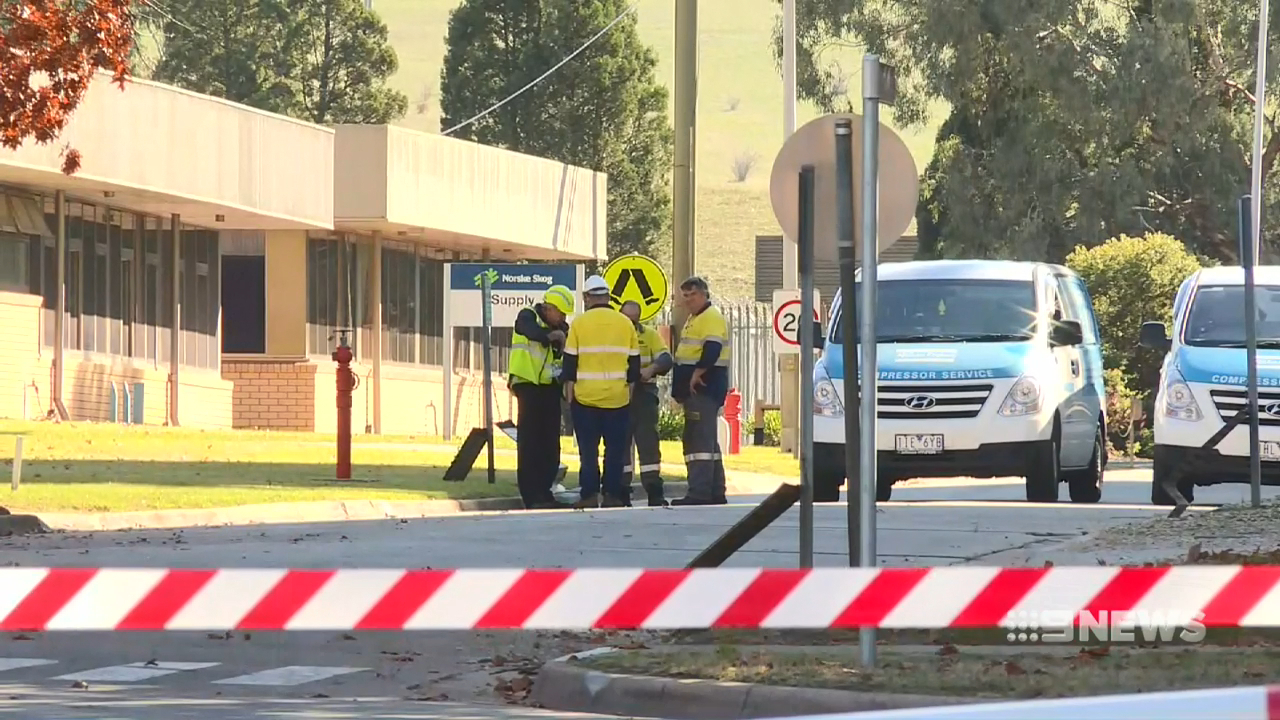 Two dead and one fighting for life after Albury gas leak