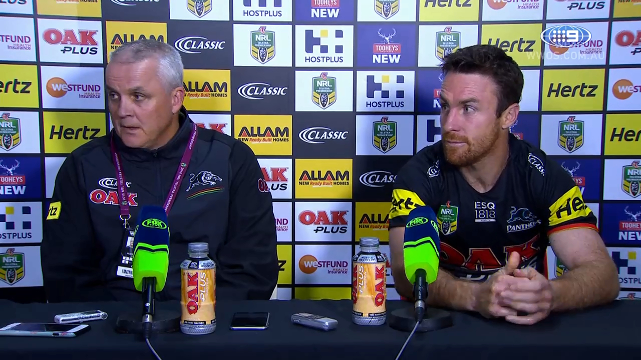 NRL Press Conference: Penrith Panthers – Round 12